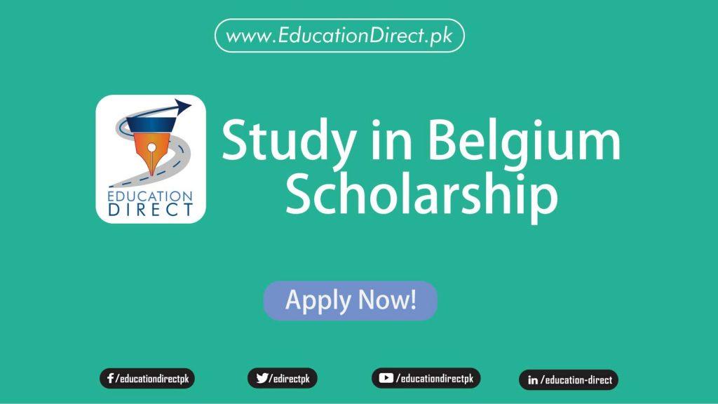 study-in-belgium-scholarship