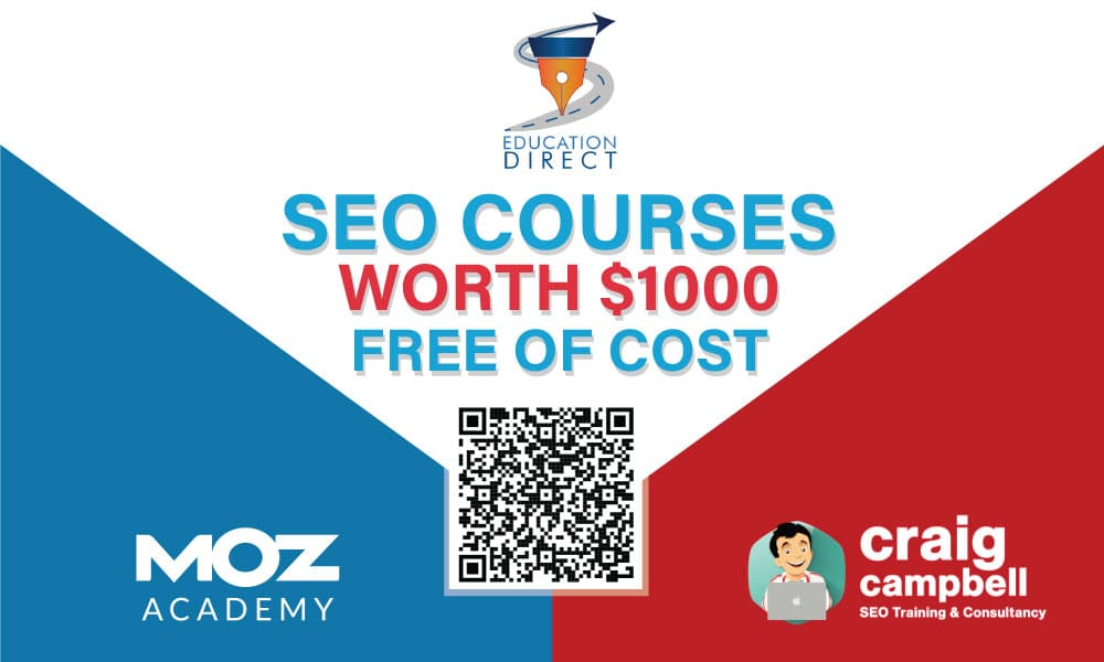 SEO Courses for free